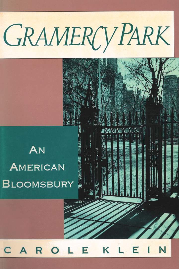 Cover of Gramercy Park