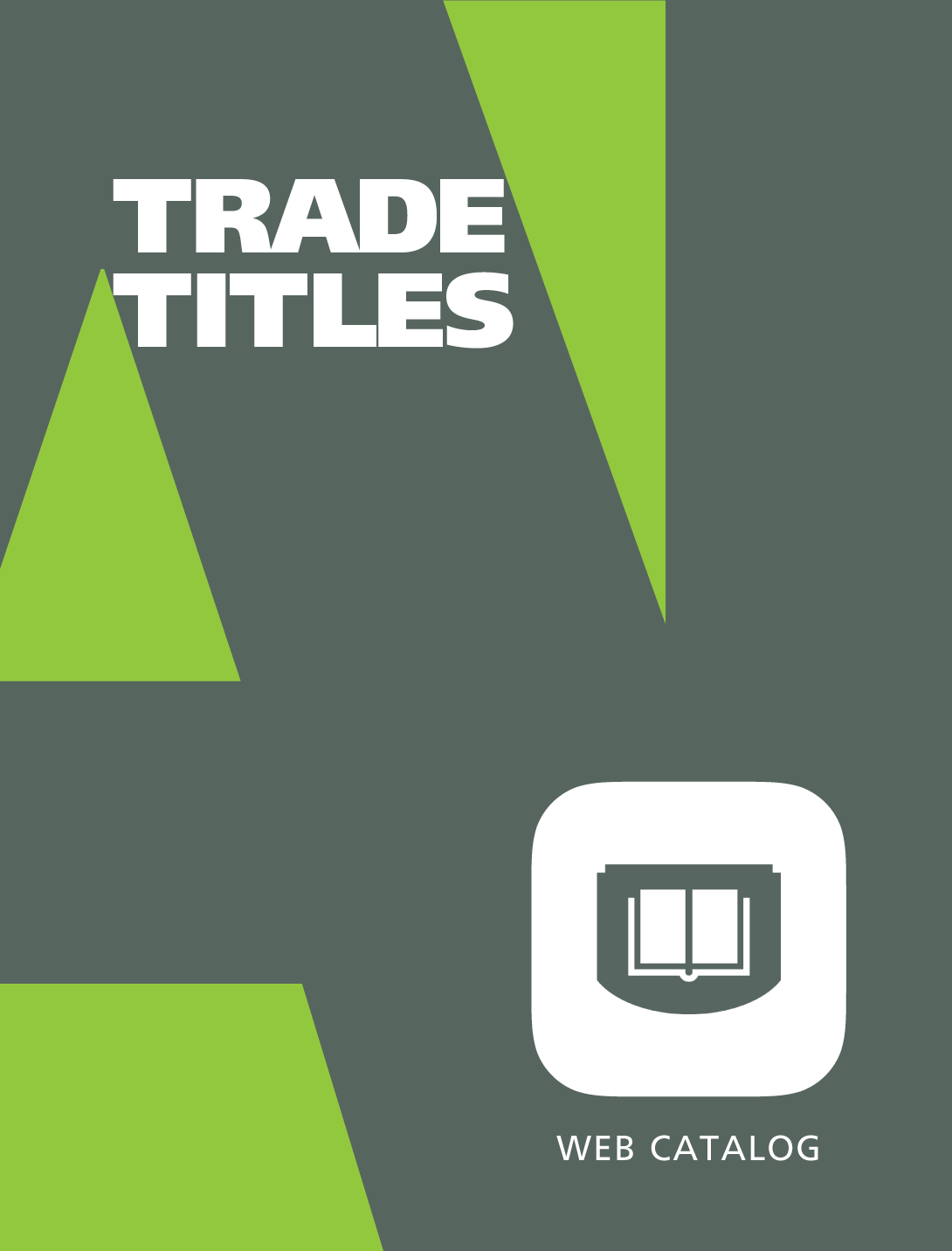 Trade Titles web catalog